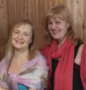 Мануковская и Лихачева